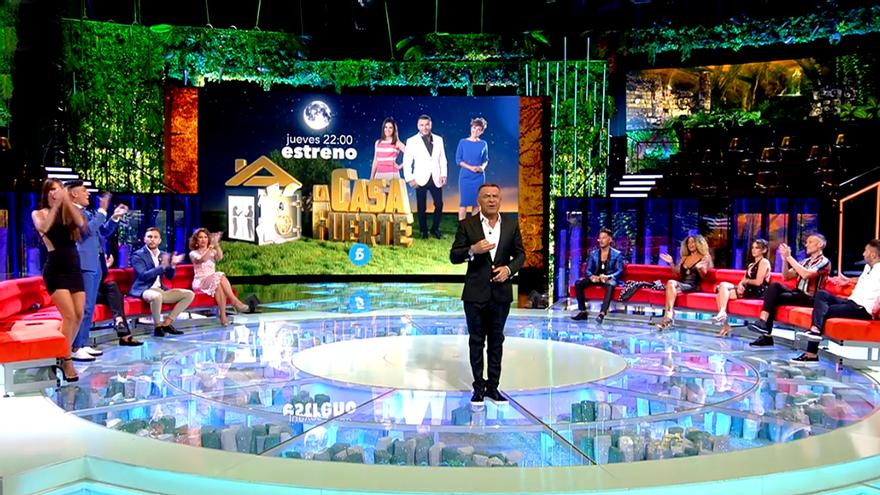 'La casa fuerte' ya tiene fecha de estreno, suma un nuevo dúo de concursantes y ficha a Nuria Marín