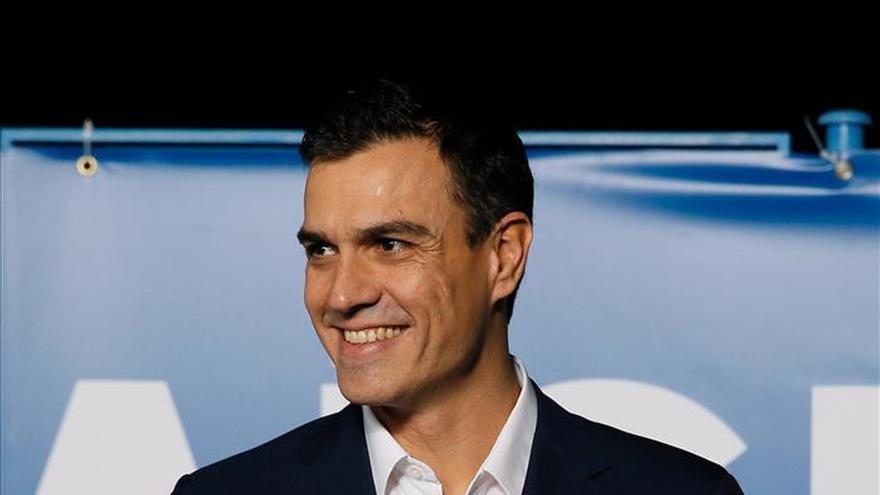 Sánchez irá a trece comunidades con mítines centrales en Sevilla y Valencia