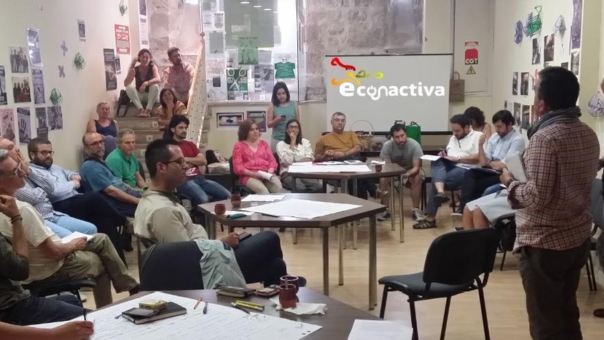 Reunión de cooperativas / Foto: Econactiva