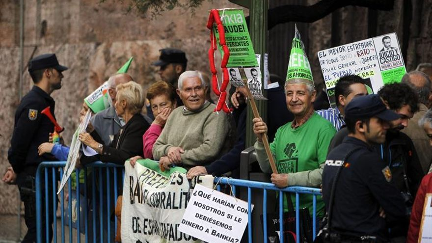 Los preferentistas de Bankia apuran el plazo para reclamar judicialmente