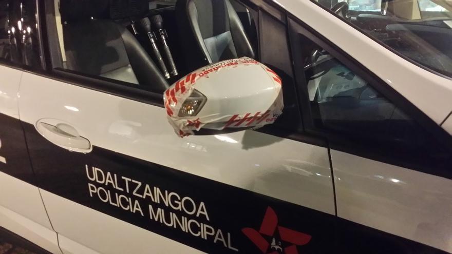 Policía Municipal de Bilbao pone en marcha una nueva campaña para evitar atropellos en vías urbanas
