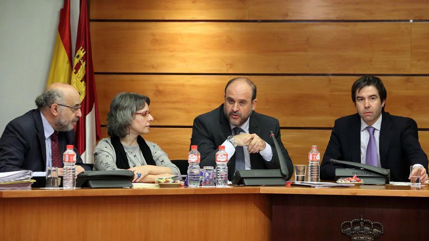 Comparecencia de José Luis Martínez Guijarro en la Comisión de las Cortes