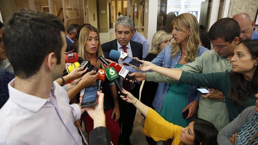 """Homs plantea que el primer pleno del Congreso sirva para """"cargarse"""" la Lomce"""