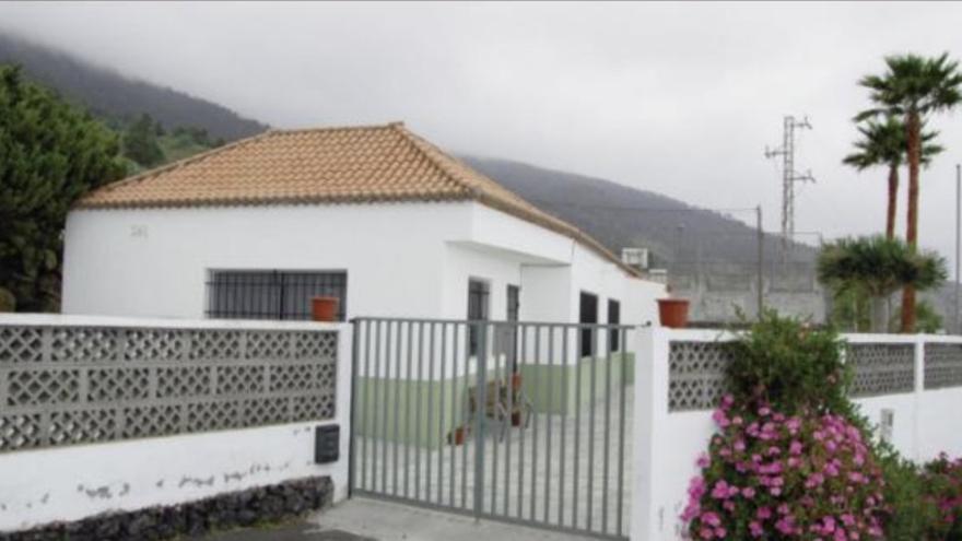 Centro de Educación de Infantil y Primaria (CEIP) Montes de Luna (Mazo). Foto: Revista El Mocán.
