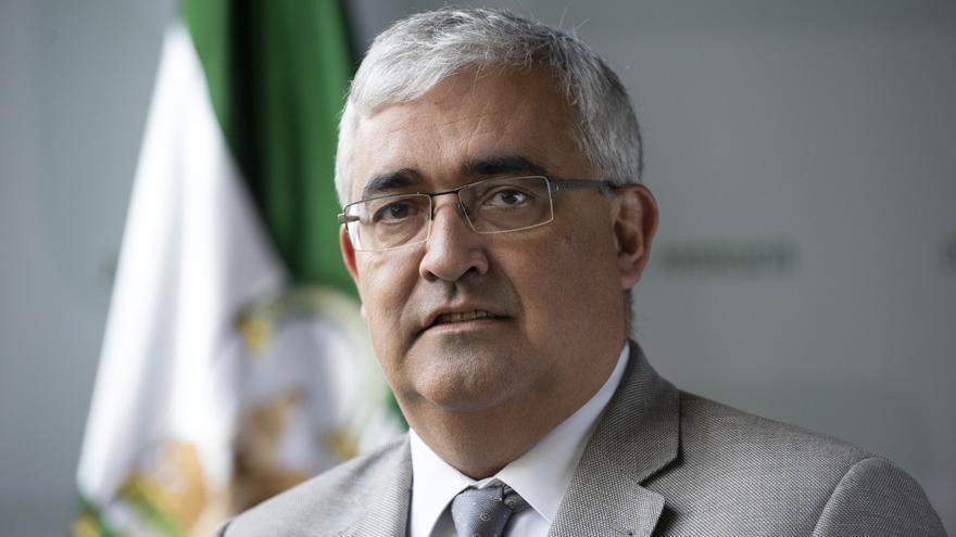 Antonio Ramírez de Arellano, consejero de Economía y Hacienda del Gobierno andaluz.