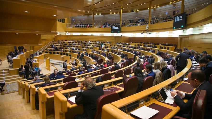 El Senado rechazará el martes las enmiendas a los Presupuestos y PP y PSOE garantizan aprobar las cuentas
