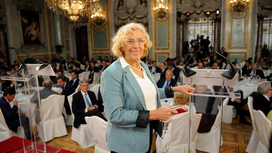 Manuela Carmena en una foto de archivo.