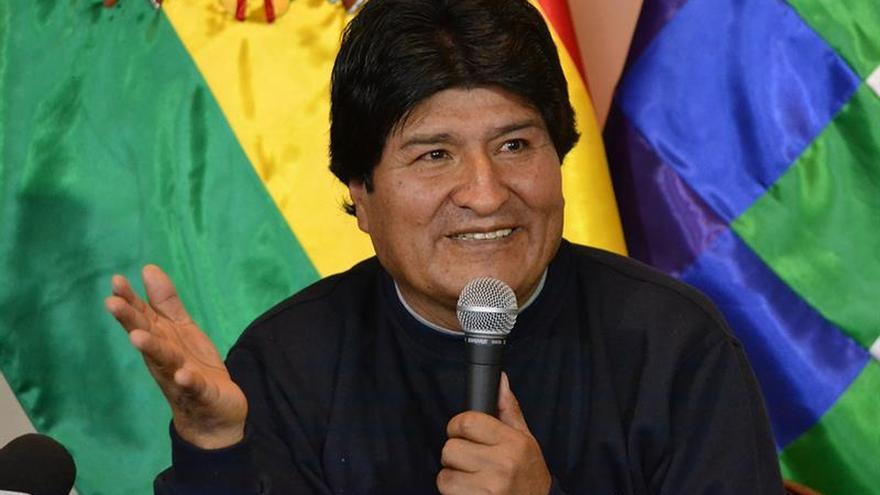 """Morales critica que Chile haya """"bloqueado"""" la visita del canciller al puerto de Arica"""