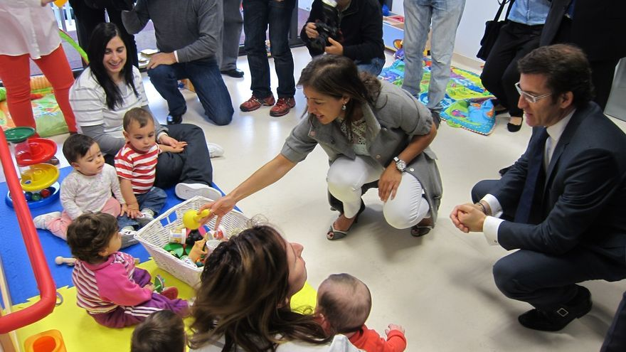 Galicia pide un pacto de Estado de impulso demográfico que implique a todo el país y vaya más allá de una legislatura