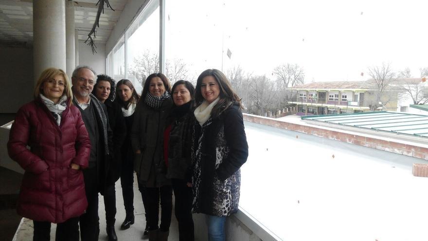 Junta destina 87.000 euros para la retirada de amianto de cinco centros educativos en Navidad