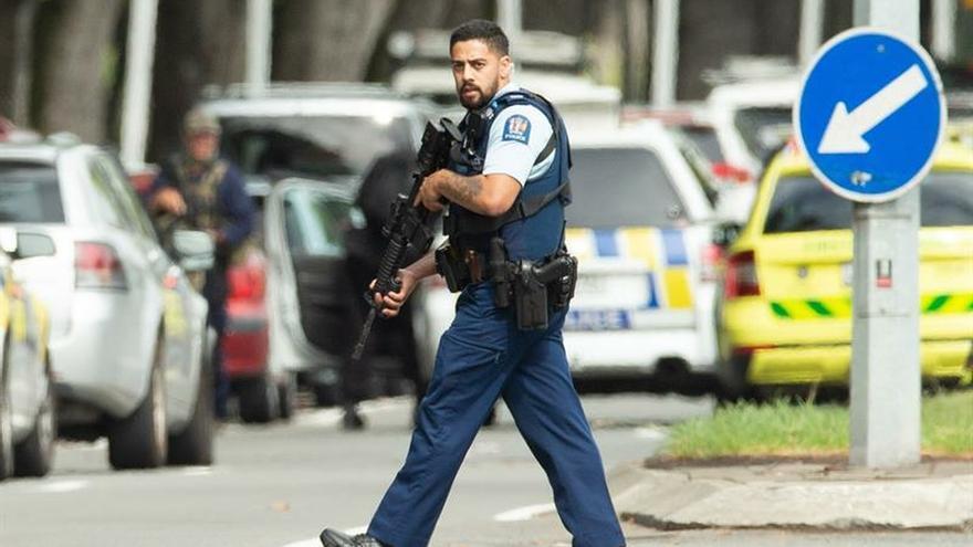 Al menos 48 heridos de bala, incluidos niños, tras los ataques en Nueva Zelanda