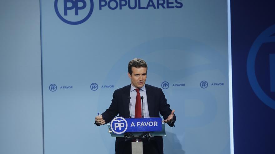 """El PP recela de las primarias que se han aplicado en Francia porque """"cualquier persona"""" que pague dos euros puede votar"""