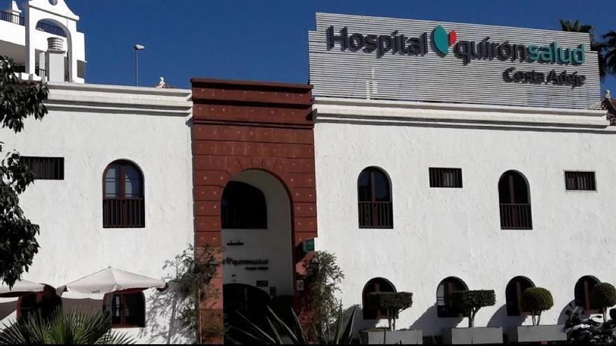 Hospital Quirón Sur Costa Adeje.