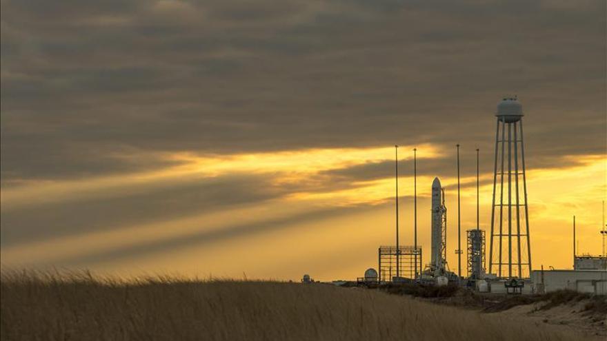 Posponen el lanzamiento de la cápsula Cygnus
