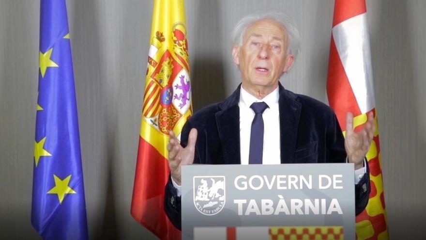 """Boadella en la parodia como presidente de Tabarnia: """"Soy un payaso, pero a su lado soy un modesto aprendiz"""""""