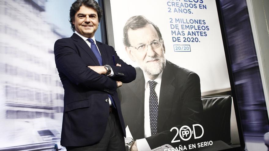"""El PP utilizará en campaña el logo 'España en serio', porque el país """"se la juega"""" y no hay que cambiar el rumbo"""