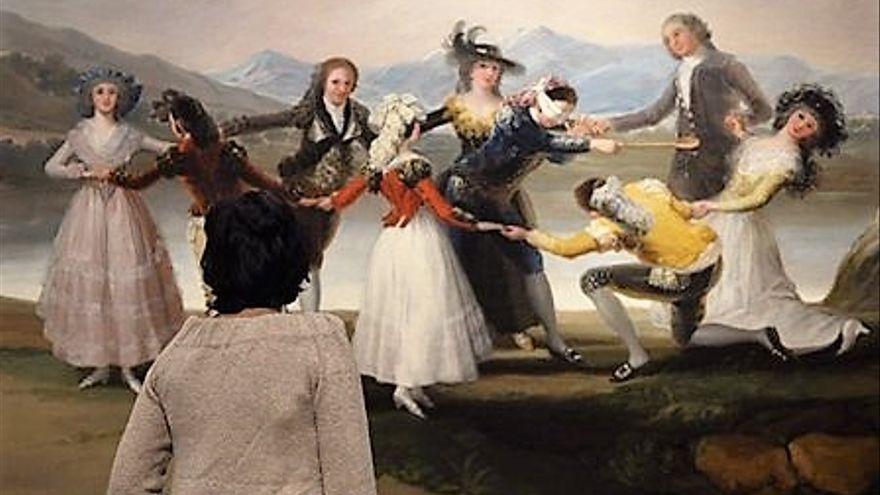 Pintura de Goya