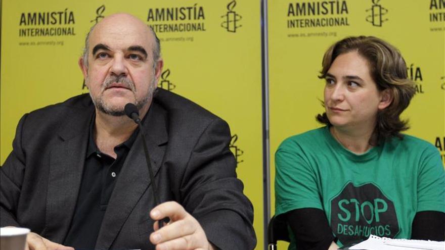 Amnistía Internacional cree que salud y vivienda son los derechos más vulnerados por la crisis