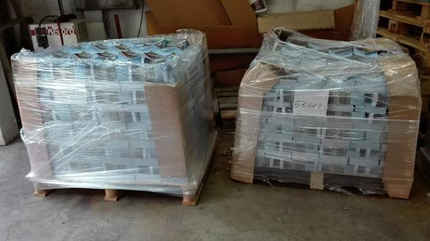 Guardia Civil busca documentación del 1-0 en una empresa de mensajería de L'Hospitalet