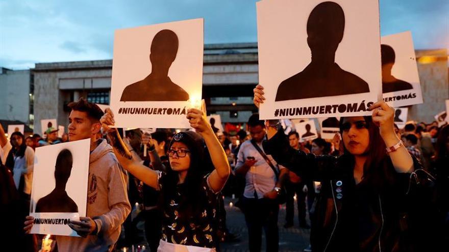 Líderes sociales en Colombia: 90 asesinados en 2018, según Somos Defensores
