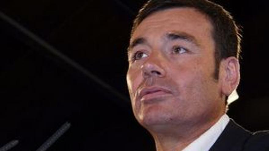 Tomás Gómez, secretario general del Partido Socialista de Madrid. (EUROPA PRESS)