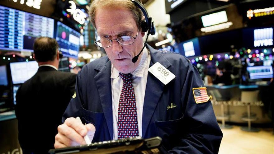 Wall Street abre con fuertes ganancias y el Dow Jones sube un 0,63 %