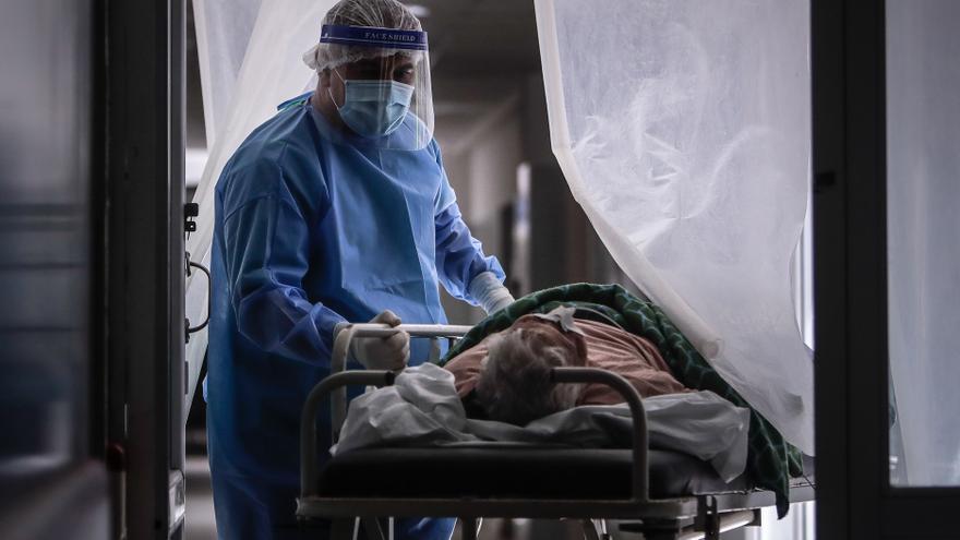 Argentina registra 10.097 nuevos casos de coronavirus