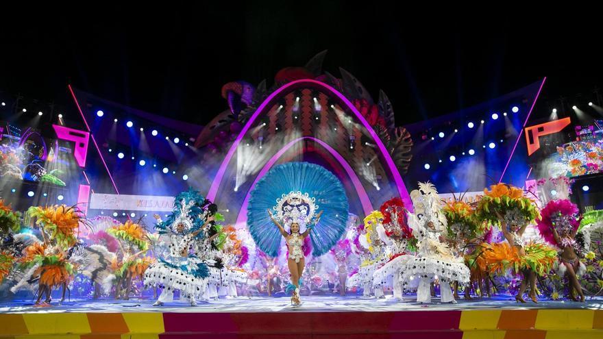 Concurso de comparsas del carnaval de Las Palmas de Gran Canaria. (AYUNTAMIENTO DE LAS PALMAS DE GRAN CANARIA)