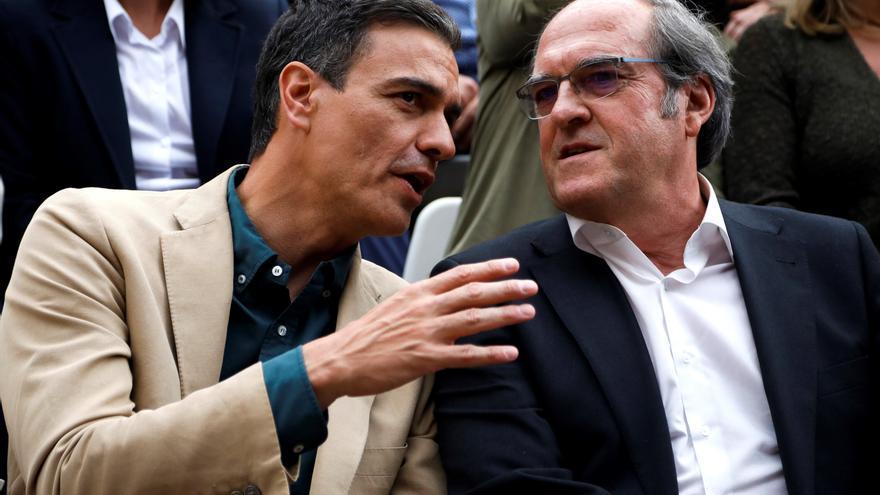"""Gabilondo asegura que Pedro Sánchez """"no le lleva la campaña"""" electoral"""