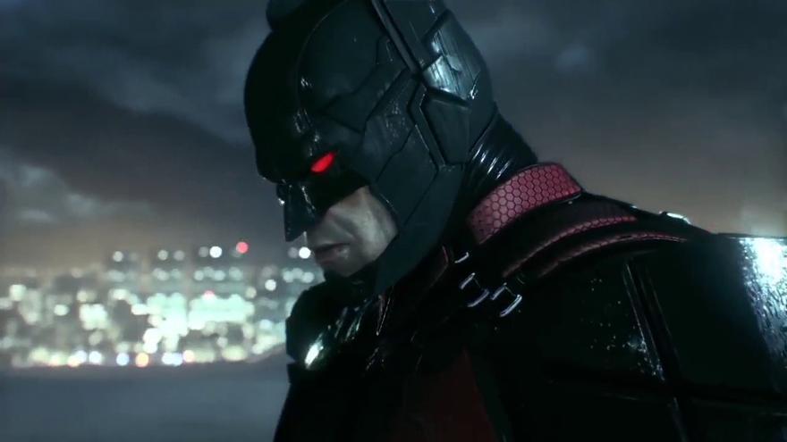 Batman: Arkham Knight contenido PS4