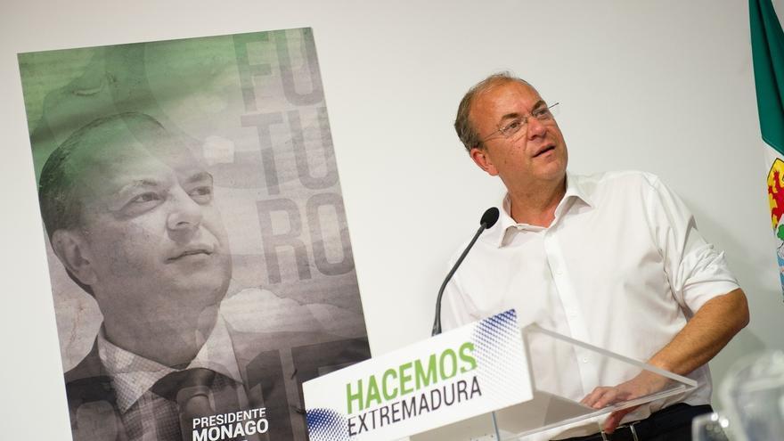 """Monago destaca que el PP tendrá """"altura de miras"""" y que trabajará desde la oposición para la """"recuperación"""""""