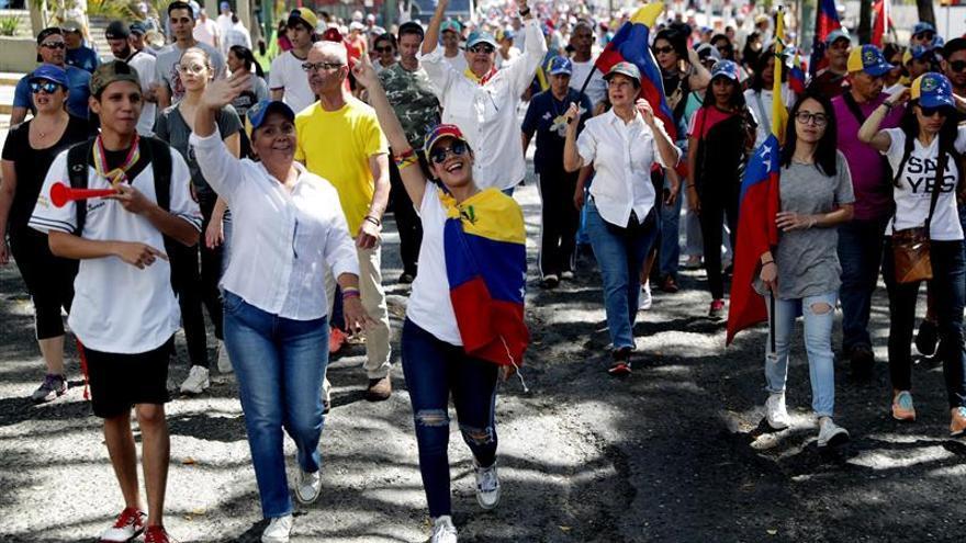 La oposición venezolana agradece el respaldo del Parlamento Europeo a Guaidó
