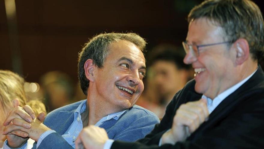 Zapatero llama al pacto entre partidos antes de unas terceras elecciones