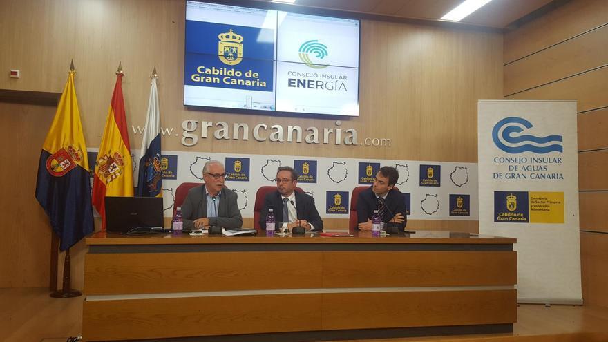El Cabildo de Gran Canaria presenta el proyecto Gran Canaria Isla Inteligente Aquagran.