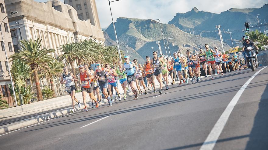 El Maratón volverán a llenar de corredores las calles de la capital