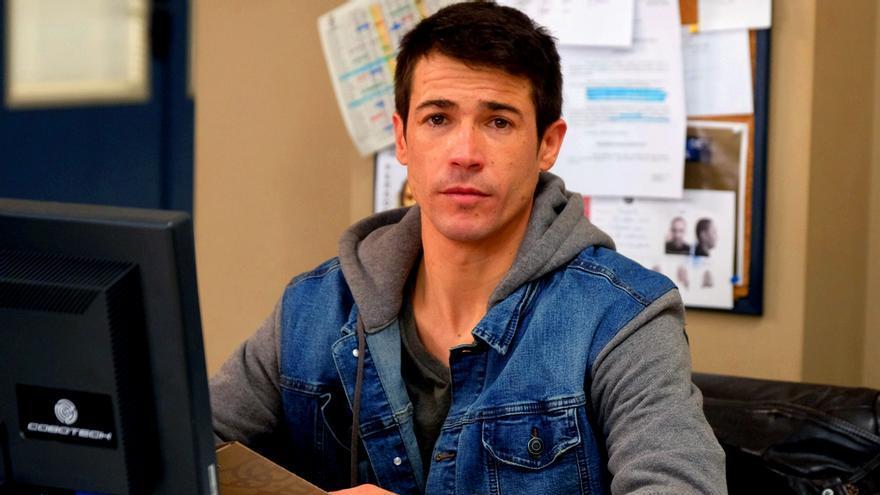 Juanjo Ballesta, de 'delincuente a policía' en TVE: 'Nunca he estudiado interpretación'