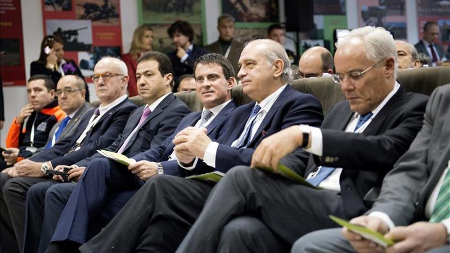 El ministro del Interior dice que el simulacro nuclear de Almaraz servirá para mantener la seguridad