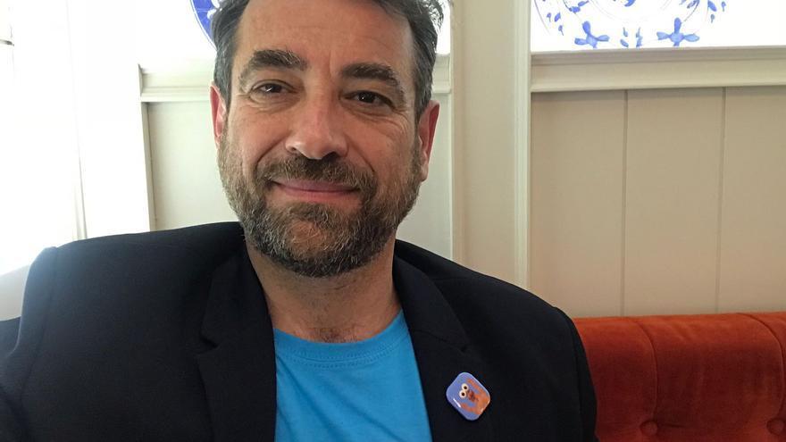 Ángel Salcedo, director del Titeremurcia