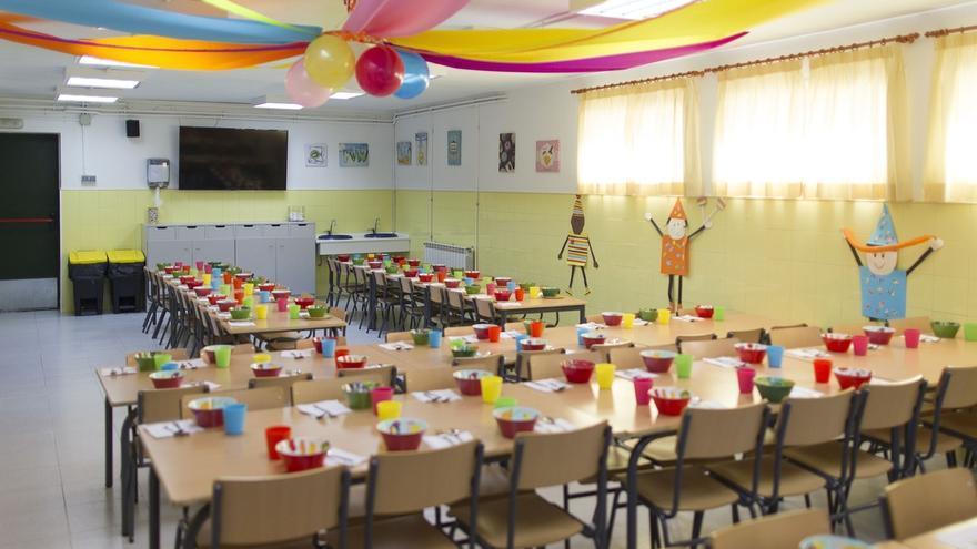 Este miércoles se abre plazo para solicitar ayudas de transporte y comedor en centros concertados de educación especial