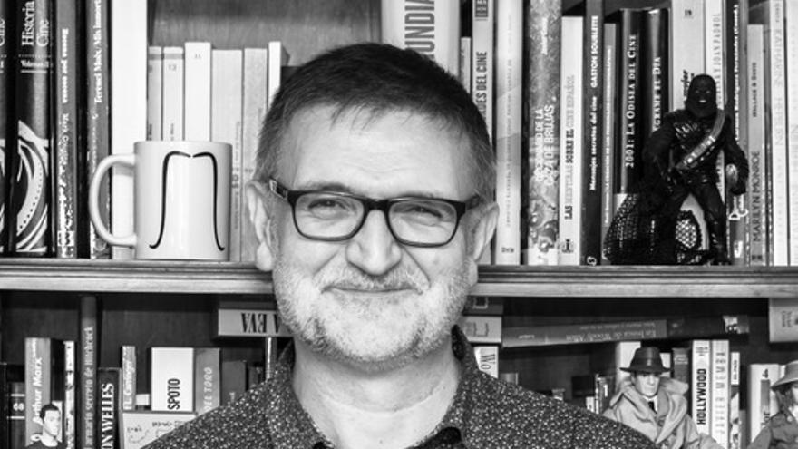 El filósofo e historiador asturiano Juan J. Alonso.