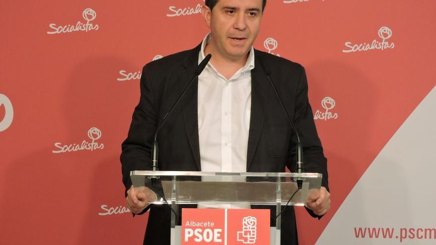 El presidente de la Diputación de Albacete, Santiago Cabañero / Foto: PSOE
