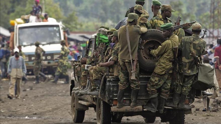 Más de 100.000 personas huyen de sus casas en el este del Congo, según MSF