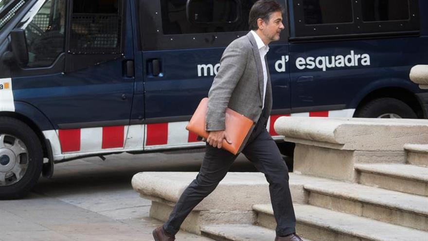 La Audiencia cita  el próximo lunes a Oriol Pujol para decidir si le envía a prisión