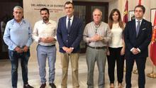 """Cambiemos Murcia denuncia que el pacto presupuestario entre PP y Cs haya sido un episodio de """"negociaciones de mesa camilla"""""""