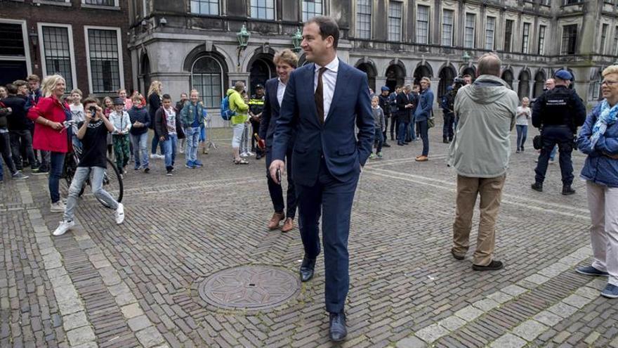 Diferencias entre partidos dejan en el aire la formación del Gobierno holandés