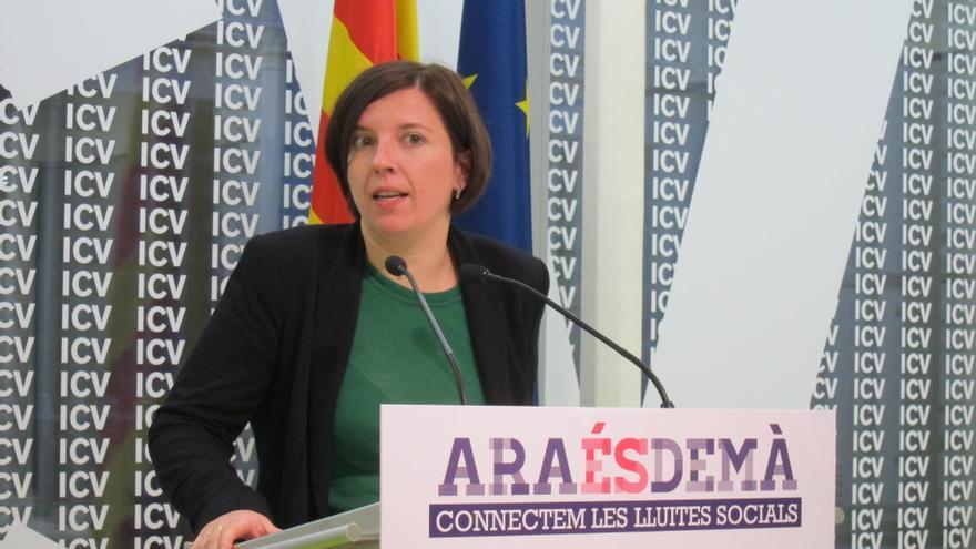 ICV-EUiA pide al Parlamento catalán llevar a Fiscalía las incomparecencias de Guindos, Solbes y Salgado