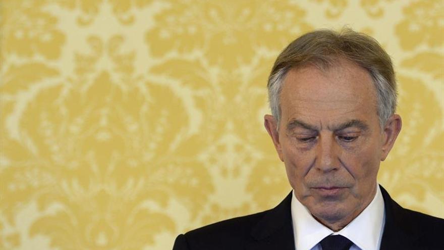 """Blair no fue """"honesto"""" con el Reino Unido al invadir Irak, dice Chilcot"""