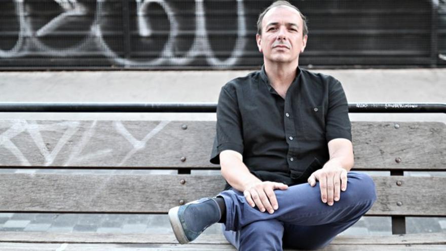El periodista y escritor Esteban Hernández