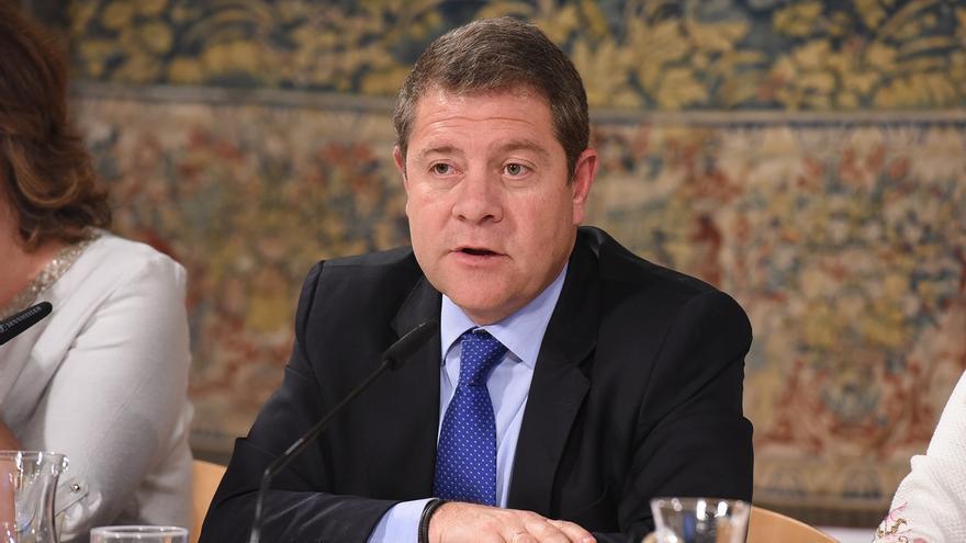 """García-Page destaca los esfuerzos de Pedro Sánchez para """"evitar un Gobierno que dependa de los independentistas"""""""