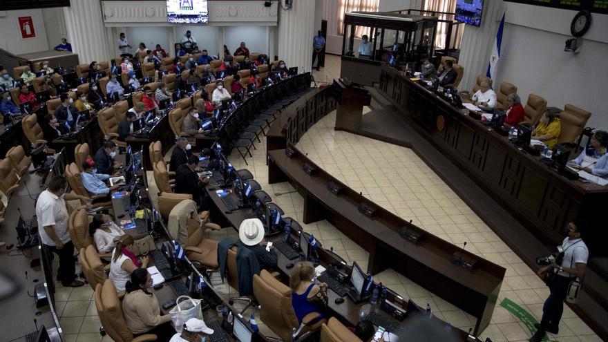 El Parlamento de Nicaragua elige a sandinistas como árbitros electorales